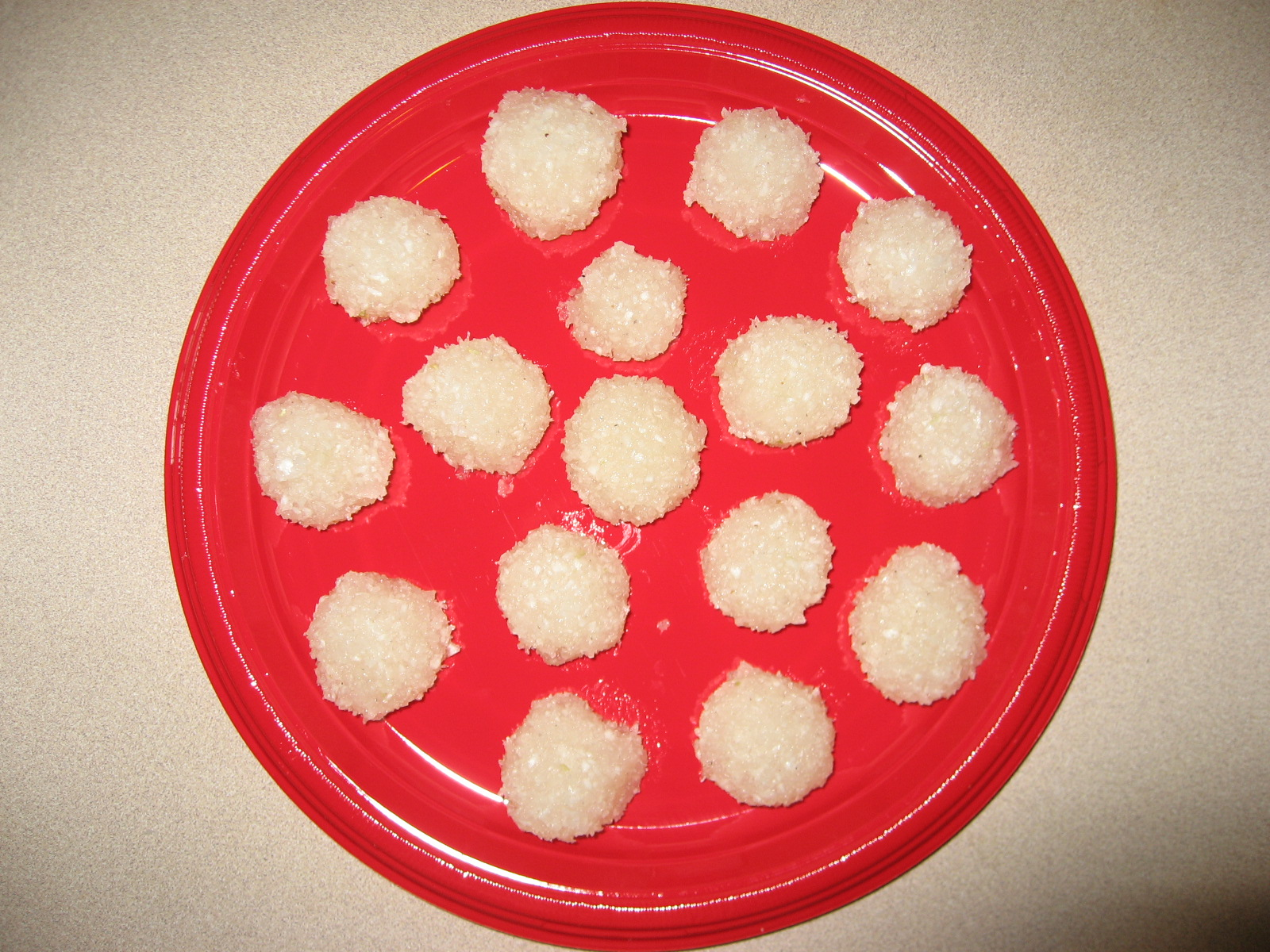 Coconut Laddoo picture